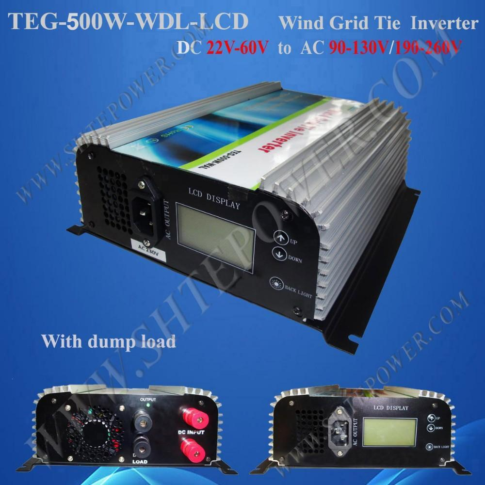 TEG-500W-WDL-LCD -22v-60v