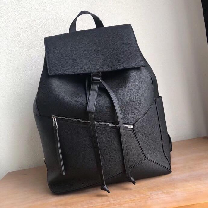 Designer Hot-Selling Herren Classic Bag Rucksack Designer Spanisch Benutzerdefinierte High-End Rucksack Flip Leder ES Berühmte Reise Reise FCSBB