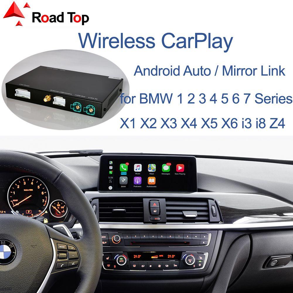 Wireless Carplay für BMW Car NBT System 1 2 3 4 5 7 Series X1 X3 X4 X5 X6 MINI F56 F15 F32 F16 F25 F26 F48 F01 F10 F11 F22 F20 F30