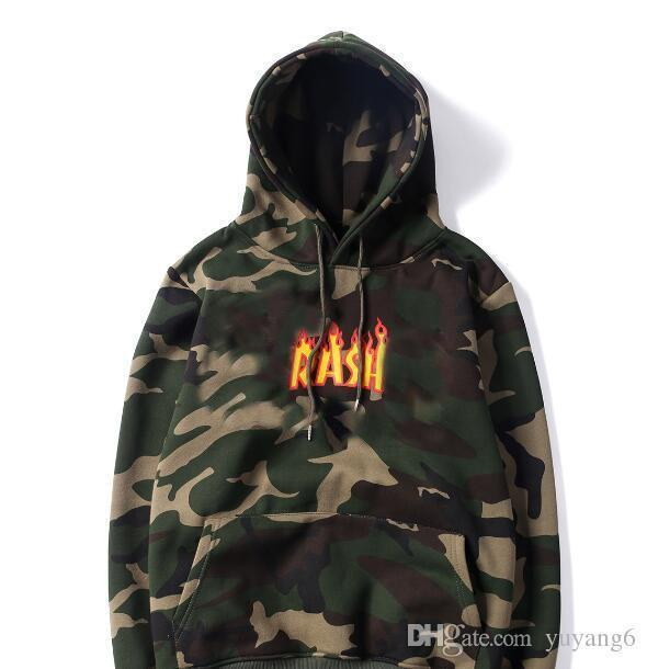 Famoso diseñador de 2,019 tendencia calle de la moda de marca letras bordadas populares modelos de explosión de la marca caliente de los hombres de cuello con capucha