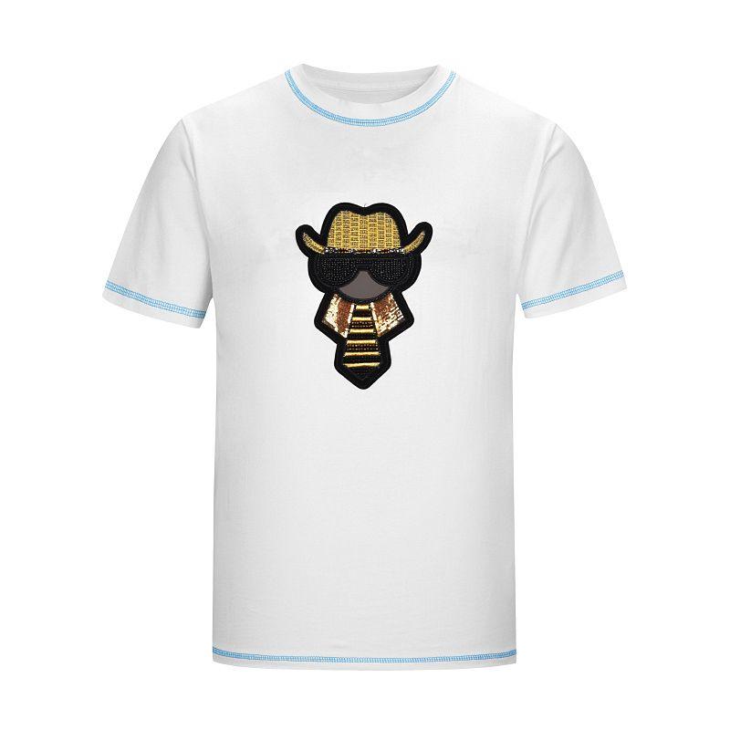 2020 dos t-shirt Mulheres t dos homens de manga curta Novo Verão mulheres T-shirt dos homens T T-shirt O-pescoço Casual Camisetas