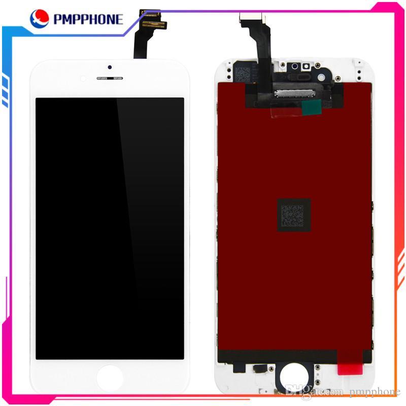 Tianma Wysokiej Jakości Wyświetlacz LCD dla iPhone 6 6s 4,7 calowy ekran LCD Wyświetlacz ekranu dotykowego Kompletna wymiana DHL Shipping
