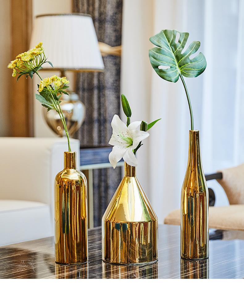 Vase Decorations For Living Room  from www.dhresource.com