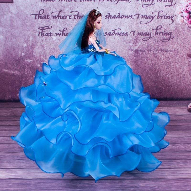 A Wave Fund Gift Princess Toys 4d Eye Bride Goods Of Furniture For Display Rather Than For Use 70 A Centimeter Super Skirt Training Course