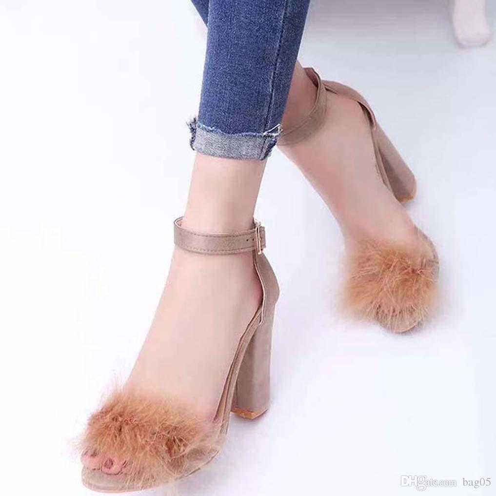 women shoes Sandals High Quality heels Sandals Slippers Huaraches Flip Flops Loafers shoe For slipper bag05 PL843