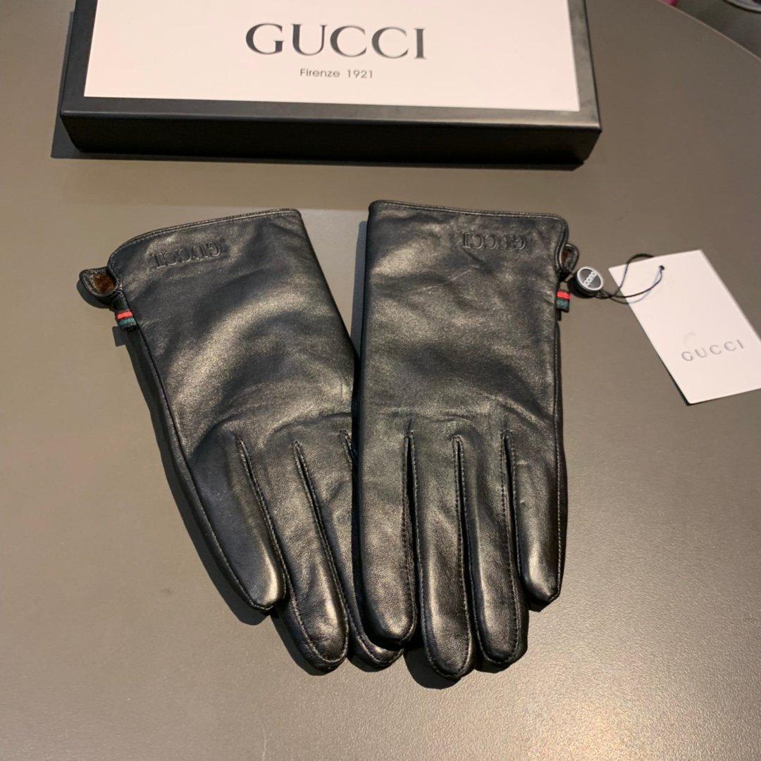 ماركات عالمية- 2019 الشتاء أعلى جودة الكماليات المصممين رجل إمرأة العلامة التجارية والجلود قفازات أزياء قفازات جلد الغنم غانتس قفازات G01