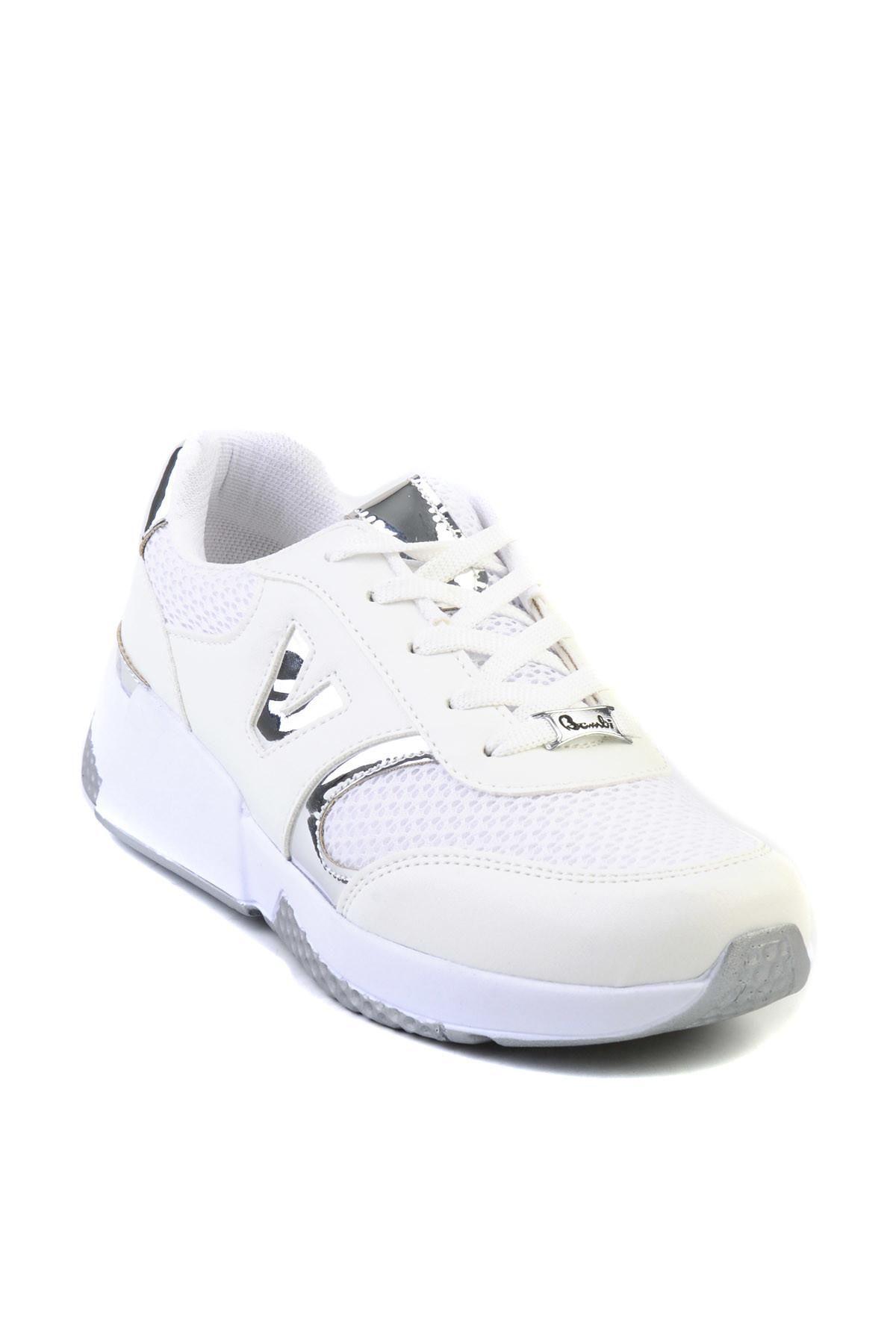 Bambi White Women 'S Sneaker H0598030299