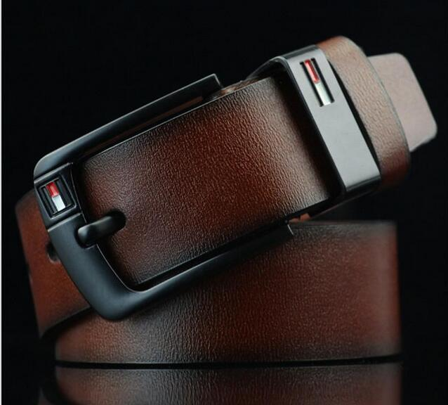 2020 cinghie di cuoio della nuova cinghia del progettista Pin Buckle per cinghie degli uomini mens progettista donne la cinghia di vita di buona qualità