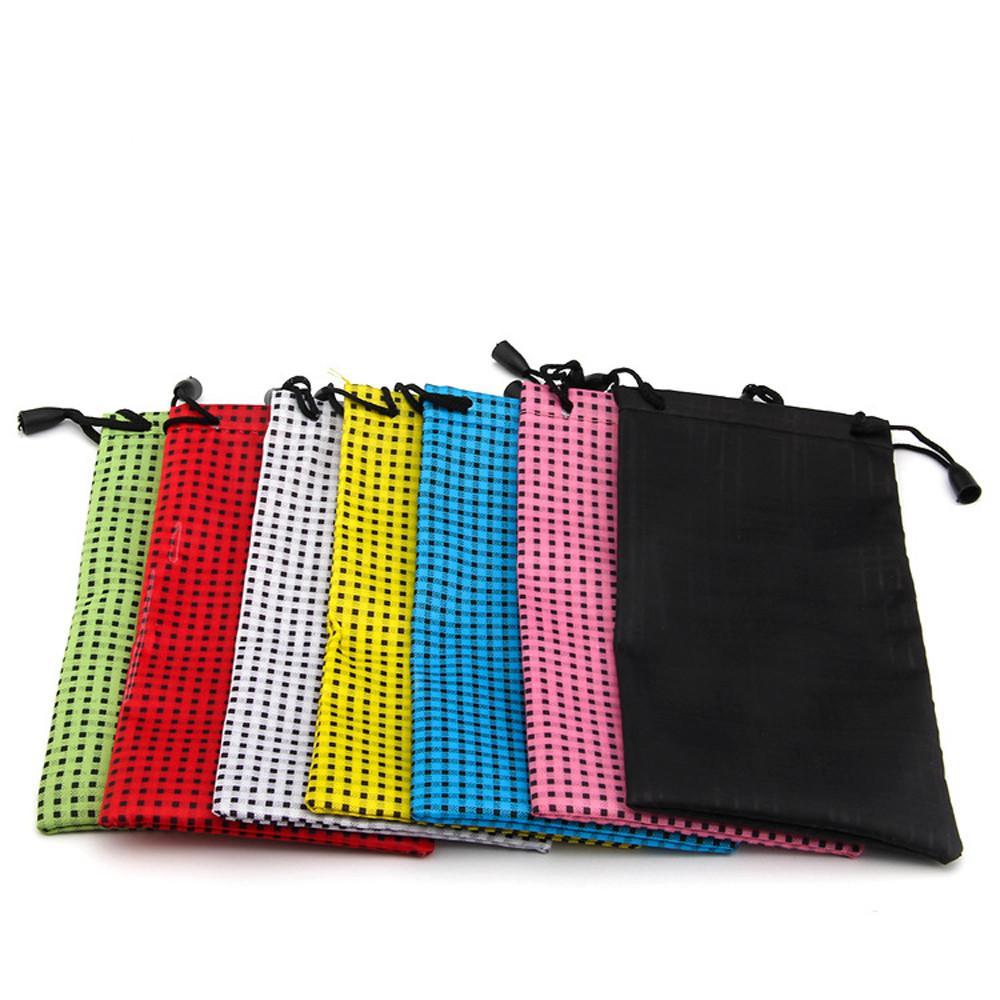 Lunettes de soleil Lunettes de lecture Carry Bag Soft Case Box Pack Voyage Housse de protection