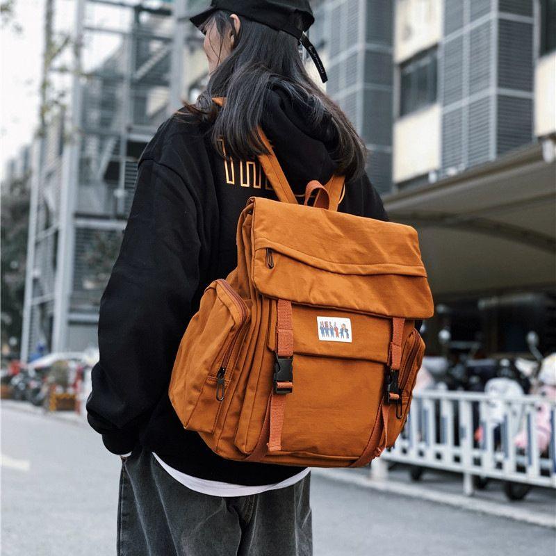 Spalla Zaino Impermeabile femminile nuova tendenza delle donne zaino College School Bagpack Harajuku borsa da viaggio per Teenage Girl Satchel