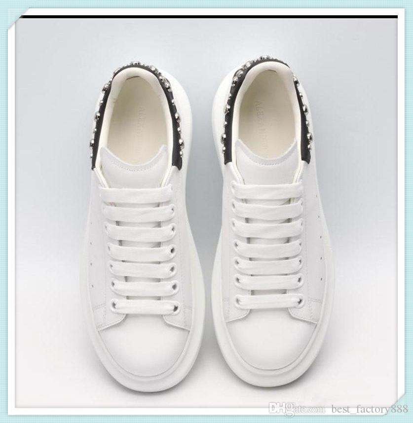 Zapatos 2019 de la moda de los hombres populares de alta calidad y zapatos de mujer de diseño de lujo de malla transpirable zapatilla de deporte de aire libre de los zapatos ocasionales de carreras 35-45 953