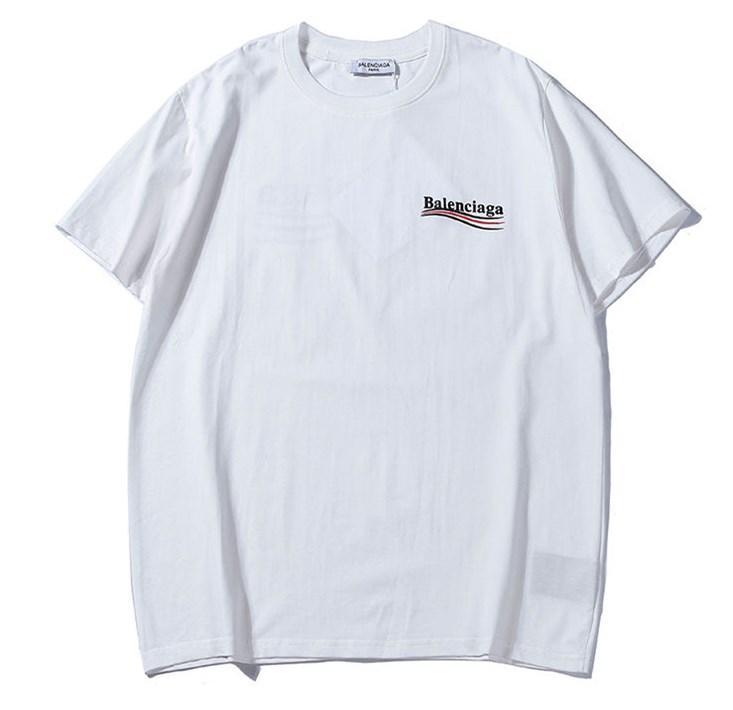 Erkek Lüks Gömlek Yaz Marka Tasarımcısı Tişörtleri Kısa Kollu Moda En Tees Kadınlar Streetwear Kadınlar B100388K Tops