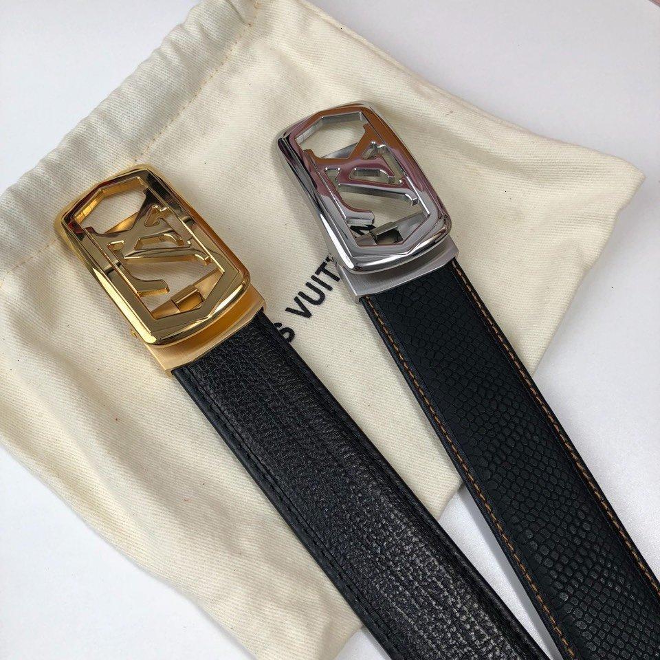mulheres cinto nova largura de banda de couro 3.5cmWSJ011 com belo presente caixa # 112178 wsj388