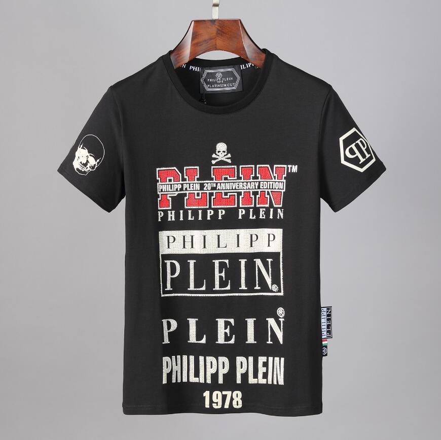 2020 новый стиль прилив бренд мужчины хлопок камуфляж футболка краска обратный курсор высокое качество роскошные тонкий змея футболка повседневная топы Tees35