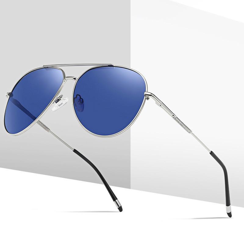2020 nuevas gafas de sol polarizadas, gafas de sol de moda para hombre y mujer sapo clásico de los vidrios 3335 gafas de sol del punto para hombres