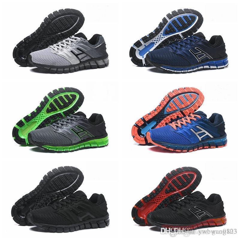 2019 Новые оригинальный ГЕЛЬ-QUANTUM 360 CM T6G1N / T5J1N-09 Обесцвечивание кроссовок Мужчина Лучшего качества Boots Спорт Sneaker обувь Размер