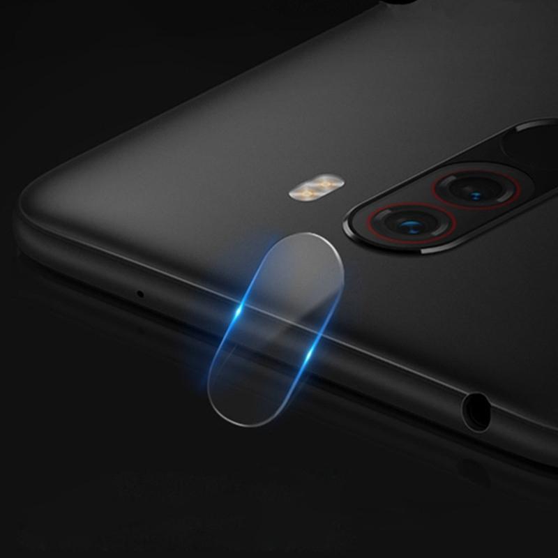 Macio Fibra Voltar Camera Lens Film para Xiaomi Pocophone F1