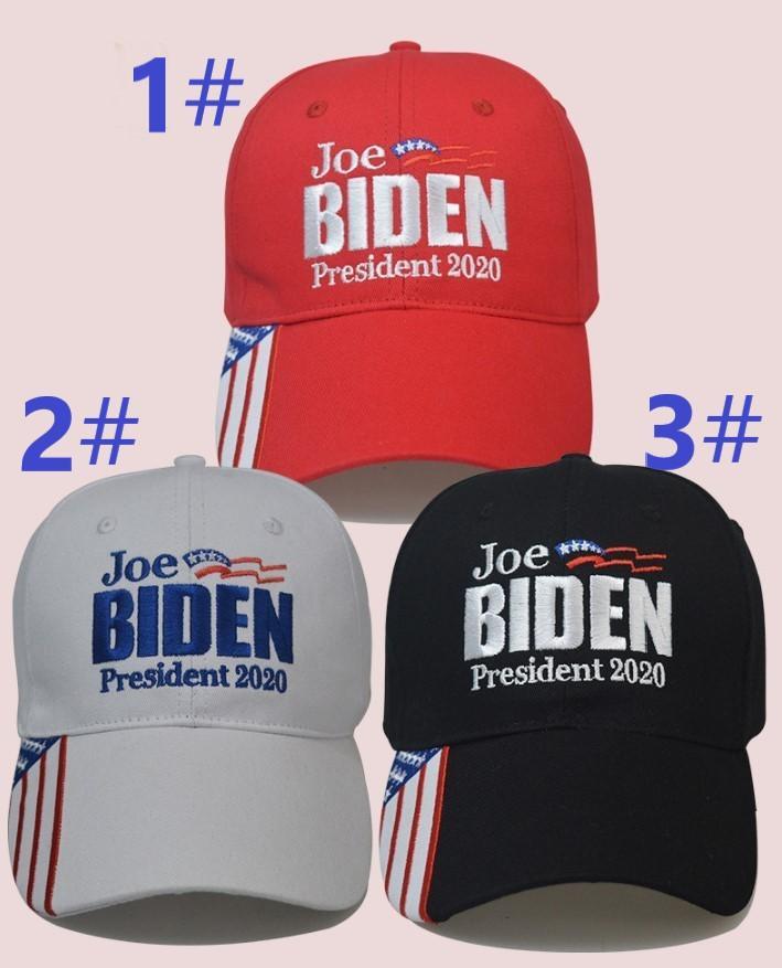 3 types Joe Biden 2020 casquettes de baseball chapeau élection présidentielle américaine Casquettes de base-ball Adultes soleil extérieur Chapeaux Sport
