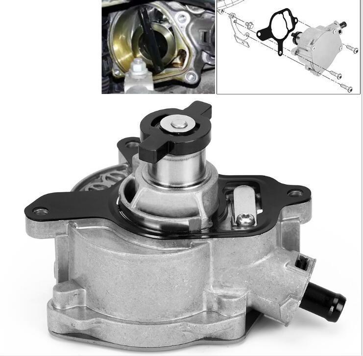 Vacuum Pump fits Volkswagen Power Brake Booster 2.5 Jetta Beetle Golf 07K145100C/B/H