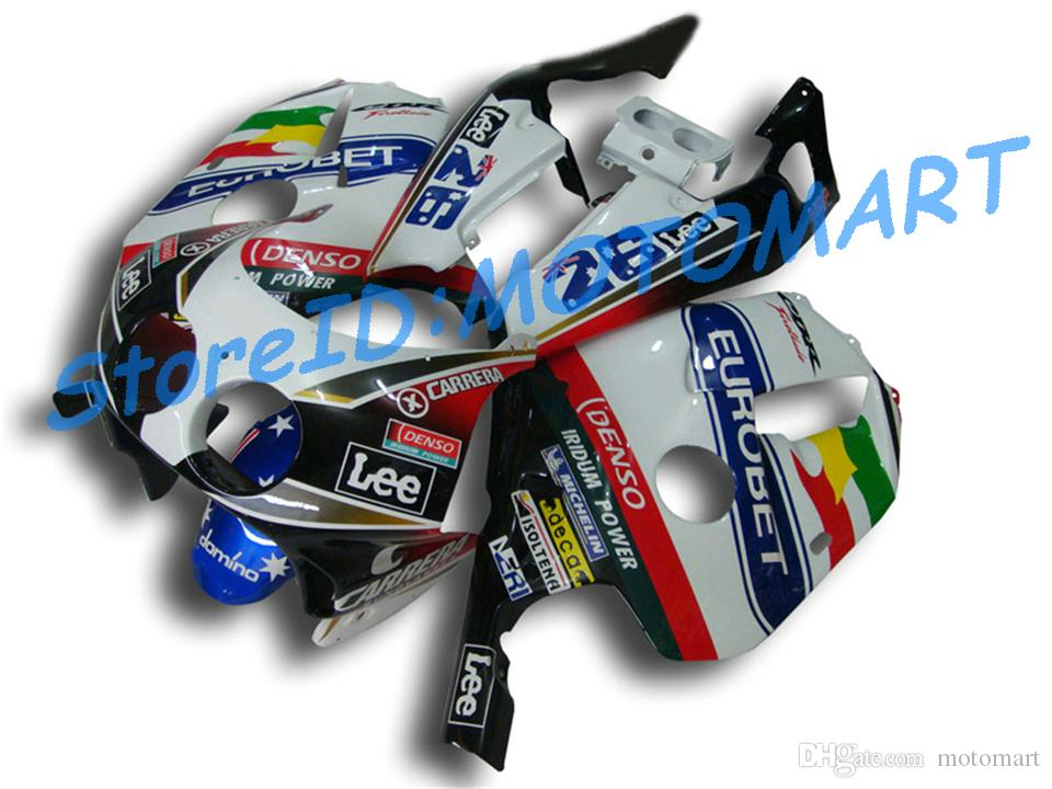 ABS Inyección para HONDA CBR 250RR CBR250RR 94 -99 MC19 MC22 250 CBR250 RR 1994 1995 1996 1997 1998 1999 Carenado HOA13