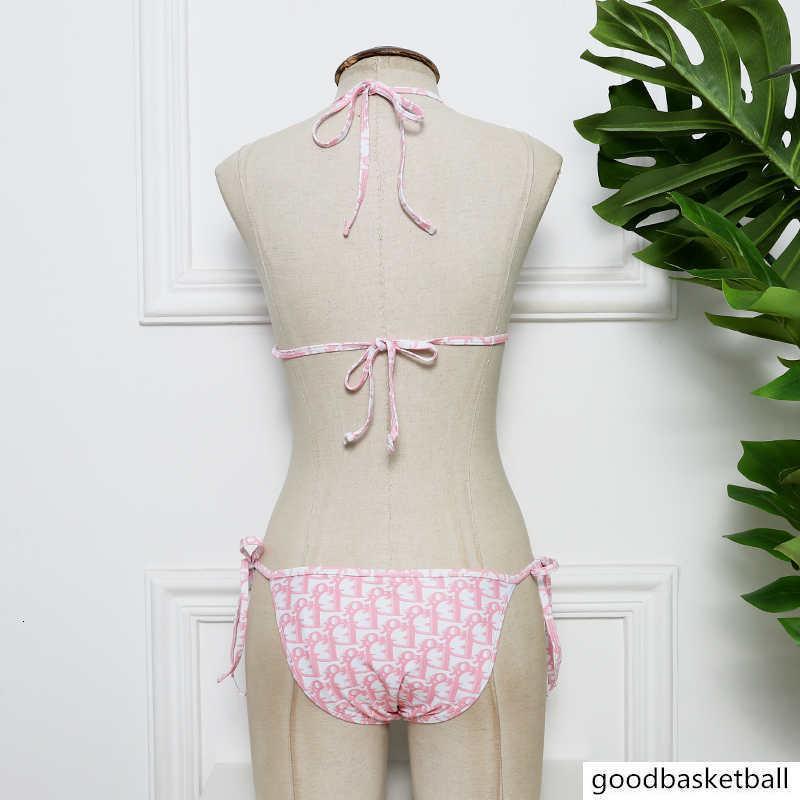 Lettera Designer Bikini Bikini Moda Donna Donne Costumi da bagno moda mare mette in costume da bagno della Bandage sexy i vestiti di bagno sexy di modo