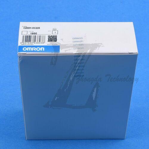 NEW OMRON C200H Series OMRON Output Unit C200H-0C225 быстрая доставка