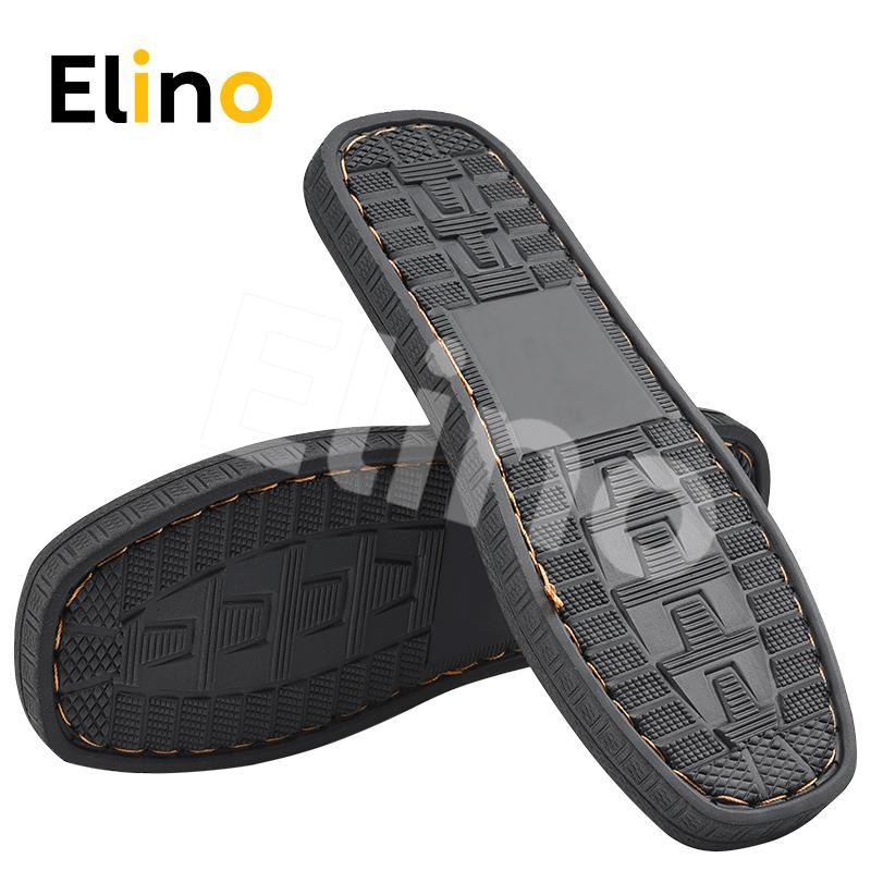 Elino Homens Mulheres DIY Rubber Soles resistente ao desgaste antiderrapante tecido sapatos Palmilhas Sneaker Cotton Slipper Soles Atacado Drop-navio