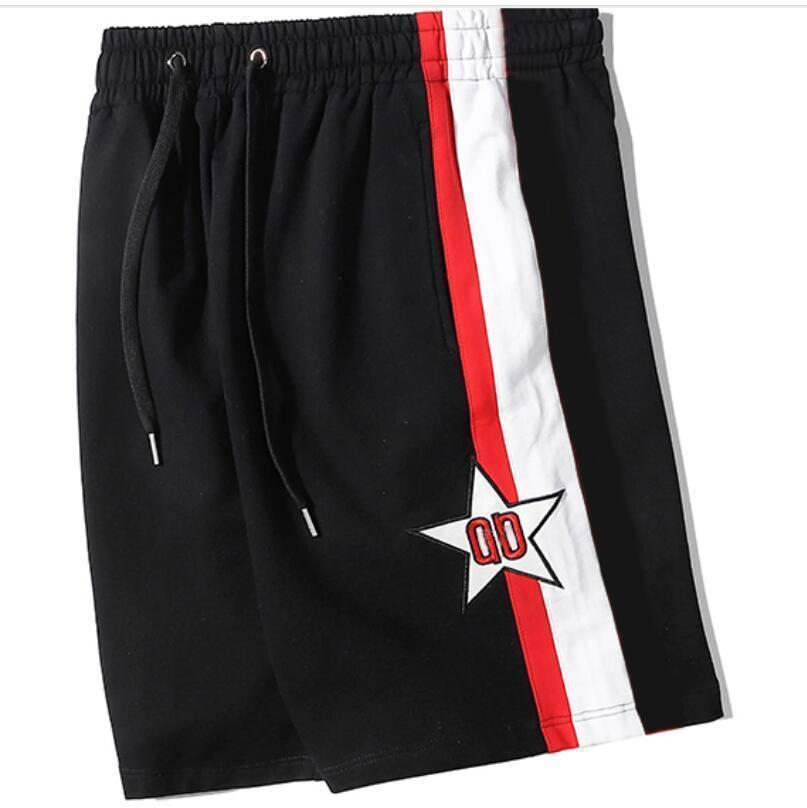 italya Kısa Pantolon LOGO Made in 20SS Yaz Tasarımcı Şort Casual Katı Renk Lüks Spor Kısa Koşucular Giyim ZWN202281 Baskılı