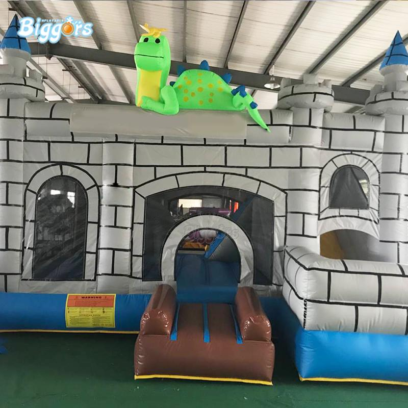 Factory Price Hot Selling Jumping Bouncy Castle Bouncing House With Slide Combo For Sale