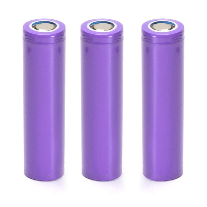 18650 Battery 3500mAh Li-ion Rechargeable Battery 3500 for Vape Box Mod E Cigarette Kit Flashlight Torch Light VS HG2 B042