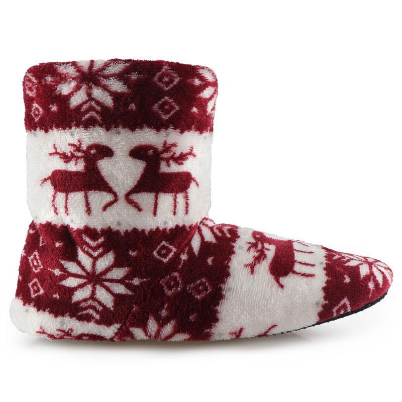 Großhandel Skid Haus Frau Sohle Von Schuhe Slipper Hausschuhe Weihnachten Winter Plüsch Indoor Anti Elch Socken Contton Einlegesohle Warme m0vONnw8