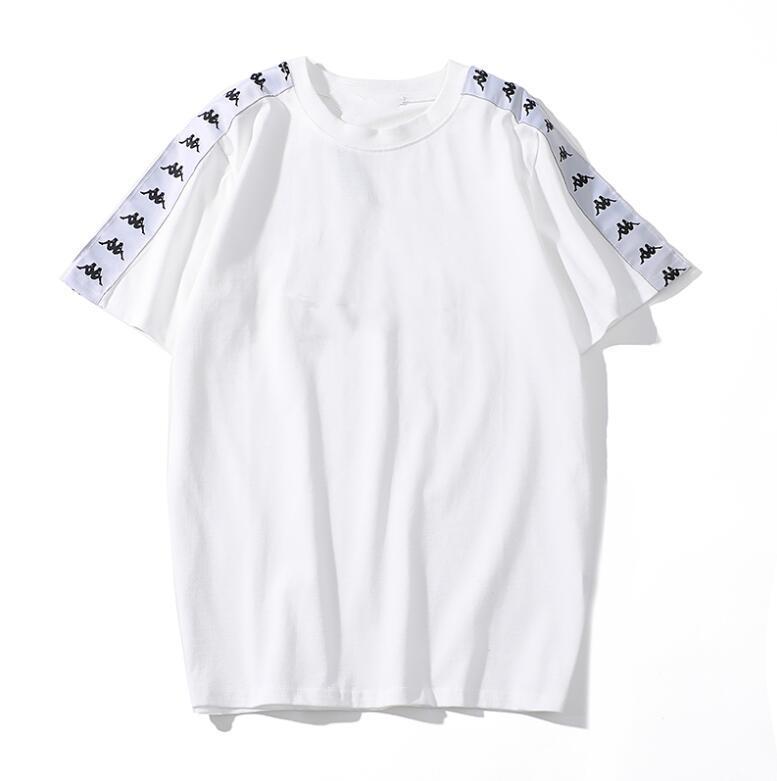 Del progettista di marca Mens T Shirts Luxury Fashion T-shirt con lettere traspirante girocollo Mens T-shirt manica corta Top Abbigliamento M-2XL3