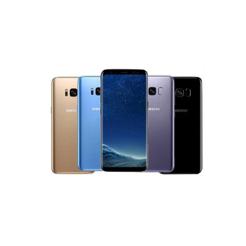 """الأصل سامسونج غالاكسي S8 G950u G950F الهاتف 5.8 """"4GB RAM 64GB ROM الثماني الأساسية 3000mAh ومفتوح تجديد الهاتف"""
