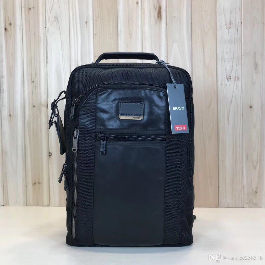 factory outlets best wholesaler price reduced Ballistic Nylon Tumi 232682 Spell Leather Backpack Casual Business ...