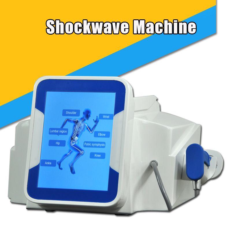 2019 nuove attrezzature dolore terapia ad onde d'urto ospedale terapia con onde d'urto libero macchina portatile corpo contouring