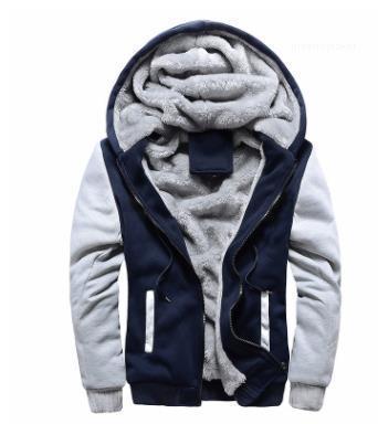 Молния дизайнерские пальто подростковая одежда пальто 5XL Бейсбол куртки для мужчин зима толстый теплый флис капюшон