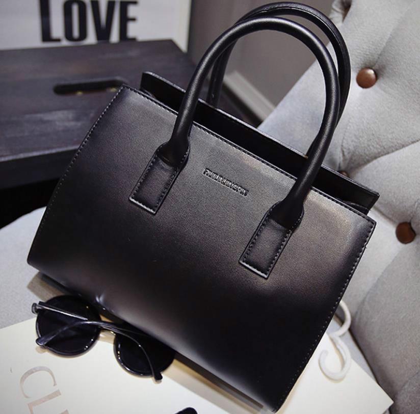Ünlü Tasarımcı çanta Avrupa ve Amerikan Yeni Marka Çanta Lady Letter Yüksek Kalite Deri Moda Omuz Çantası