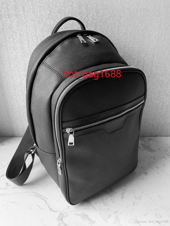 Мужчины рюкзак Стиль Майкла Школьные Сумки Европа и Америки Модные Сумки Backpack Бесплатная Доставка Knaxackack 58024