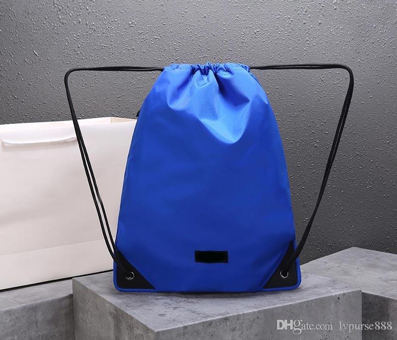 BAL backpacks drawstrings waterproof designer backpack BALA purse bag canvas material designer backpack purses man bag