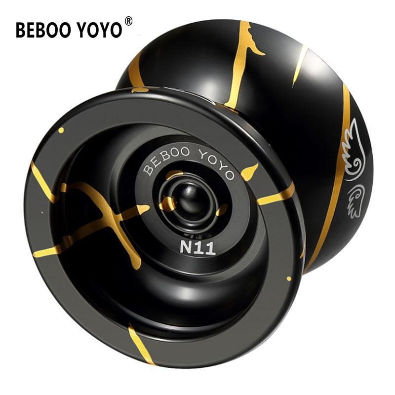 Шаровые Professional Йойо Йойо Yo Yo йойо Высокое качество металла Йойо Классические игрушки Diabolo Волшебный подарок для детей N11 1A 2A 3A 5A T191031