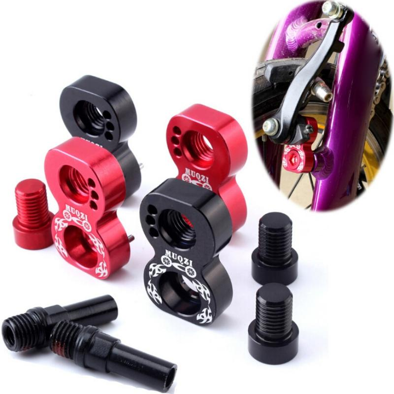 2020 High Quality Bicycle V Brake Extension 406 To 451 Conversion Seat Converter Adapter Bicycle Accessories