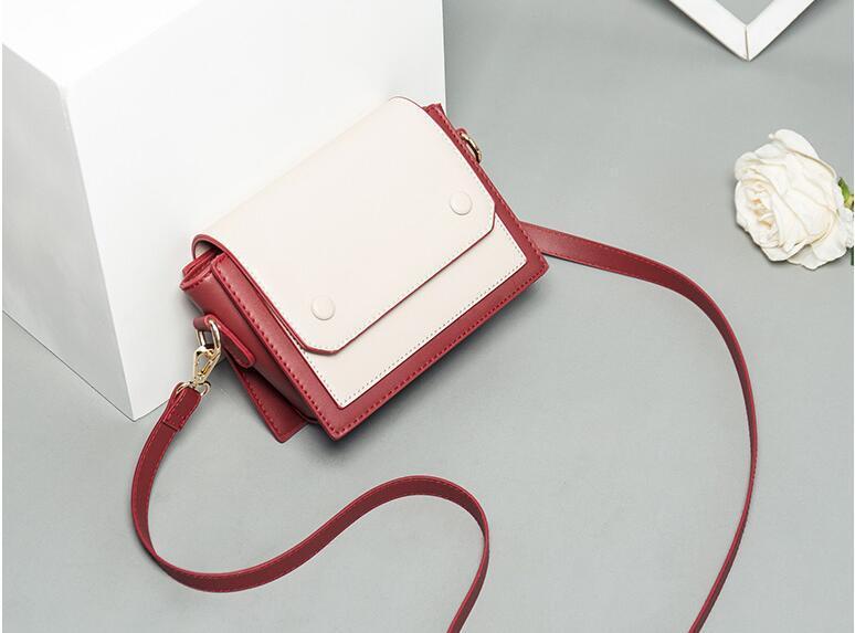 2019 new L bag free delivery high quality female handbag, l shoulder bag 3