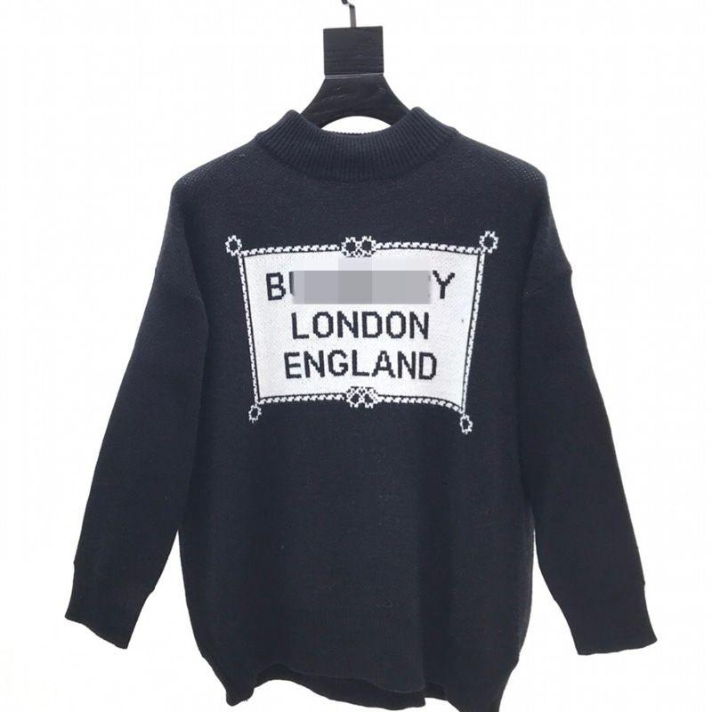 Hot New Arrival Luxe Pull pour les femmes Wollen femmes Pull tricot laineux Sweatshirts Manteau Mode Hoodies Casual Chemisier B103548L