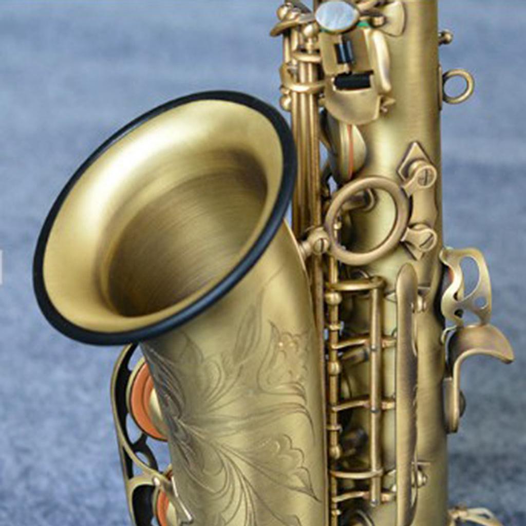 Professional Saxophone Mute Rings, Tenor Saxophone Mute Ring Damper Guard Ring