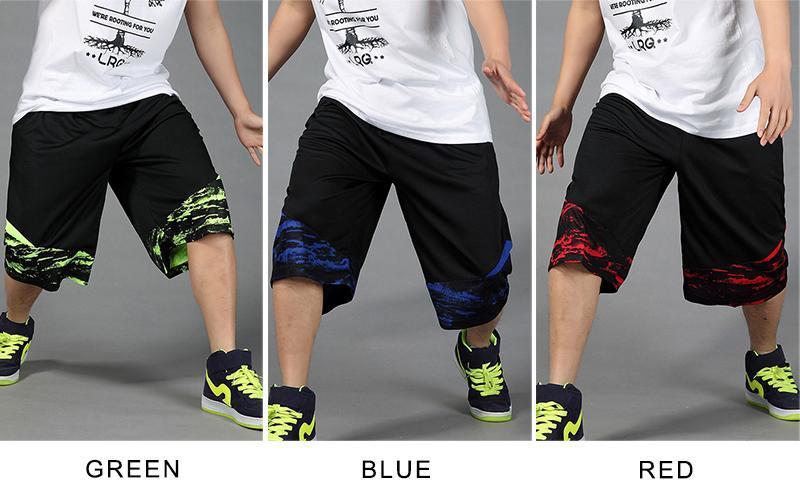 Мода-Летние Шорты Мужские Повседневные Хип-Хоп Свободные Мужские Длинные Грузовые Шорты Комбинезоны Человек Бермуды Masculina Boardshort Фитнес Одежда XL-4XL