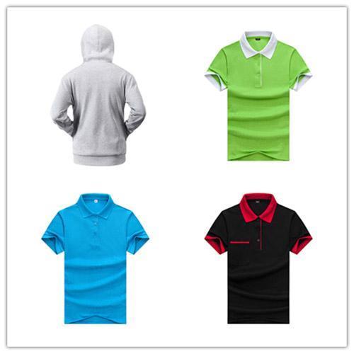 De manga larga de deportes juego de la aptitud de la manga corta de la camiseta sudadera hombres y mujeres transpirable ropa de secado rápido Seif-235