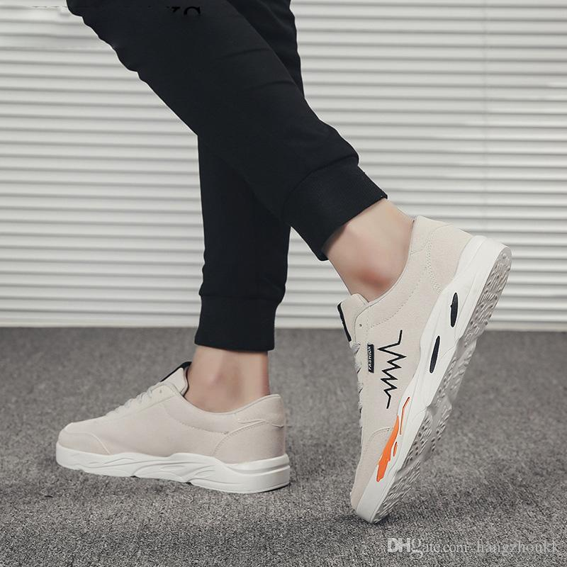 Mens sapatos casuais venda quente sapatos mocassim homens sapatilhas de luxo designer sapatos homens de alta qualidade tênis pretos