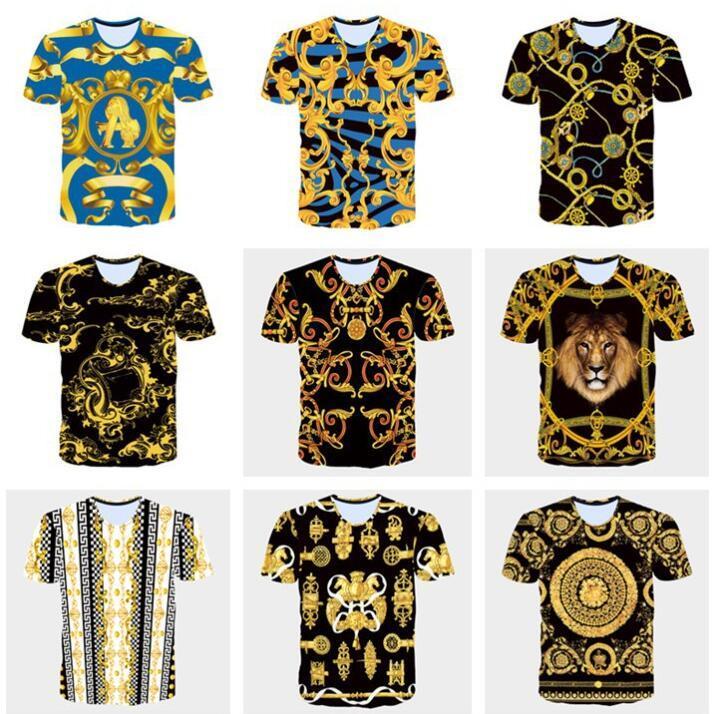 Tasarımcı Erkek T-Shirt Giyim Avrupa ve Amerika Birleşik Devletleri Dünyanın yüksek kaliteli baskı orada çok mükemmel bir kafa