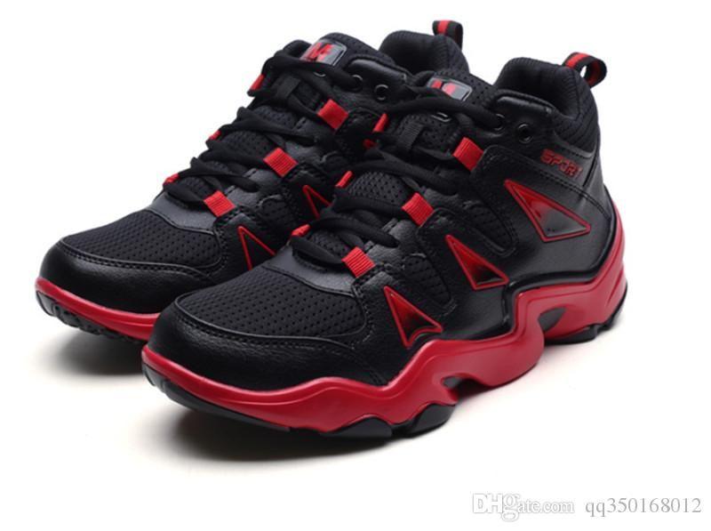 Vente chaude 2020 chaussures antidérapantes sauvages occasionnels automne et hiver frais tendance casual chaussures de basket-ball respirant