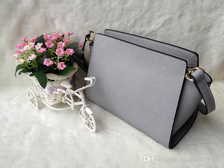 El nuevo diseñador de la marca de moda de lujo bolsos de los bolsos del diseñador MI / KO Mochila para niñas mensajero del bolso de las mujeres de lujo de la mochila monedero